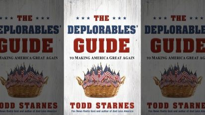 Todd Starnes' New Book Too 'Deplorable' for NYT Best-Sellers List?