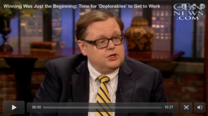 Watch Author Todd Starnes on 'The 700 Club'