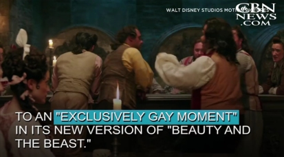 AFA Blasts Disney for Gay Activism in 'Beauty and theBeast'