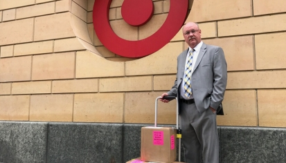 American Family Association Delivers 500,000 More Signatures to Target HQ