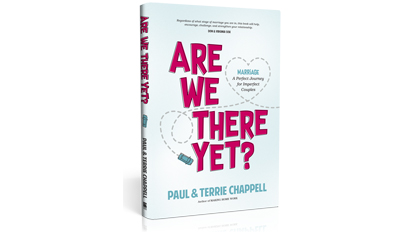 Dr. Paul Chappell Talks with Dr. Michael Brown on 'Are We ThereYet?'