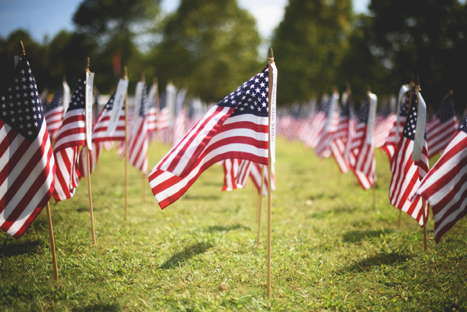 Alex McFarland for CNS News | Casualties of War: For Too Many Millennials, God and Country AreNon-Entities