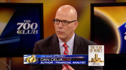 Dan Celia on CBN.com | Overcome the Fear ofMoney