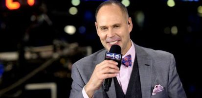 Basketball Broadcaster Ernie Johnson Reveals How He Became a Christian